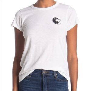Limited Edition Rag & Bone Yin Yang Rat Tee